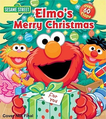 Elmo's Merry Christmas By Brannon, Tom (ILT)